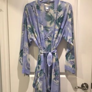 Flowing Robe and Night Gown